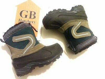 a4de9f8b5 6 SIZE BOYS Toddler Boots Champion C9 nice -223- -  15.49
