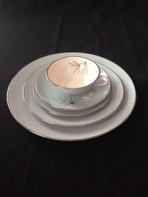 Franciscan Silver Pine - 5 Piece Place Setting *Multiples Available*