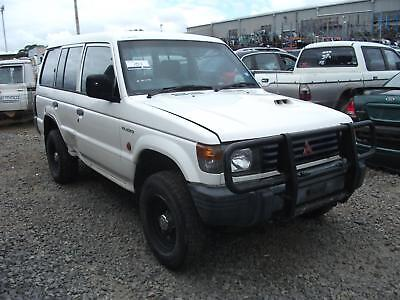 Mitsubishi Pajero Trans/gearbox Manual, 2.8, 4M40, Turbo, Nj-Nl, Gearbox Only, 1