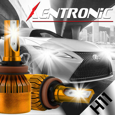 XENTRONIC LED HID Headlight Conversion kit H11 6000K for 2004-2006 Acura MDX