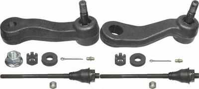 SET OF IDLE ARM PITMAN ARM AND 2 INNER TIE ROD ENDS Lifetime Warranty