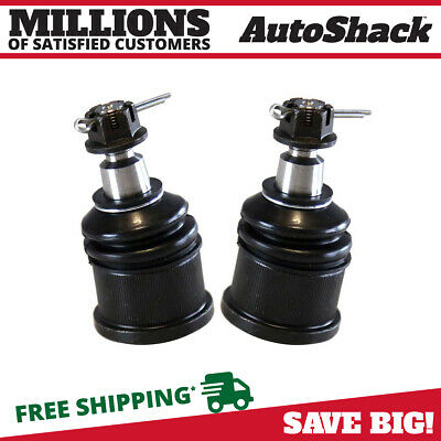 (2) Front Lower Ball Joints for an Acura TL TSX Honda Accord w/Lifetime Warranty
