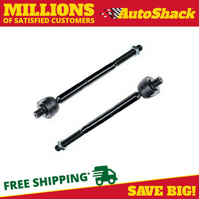 2 PREMIUM INNER TIE ROD ENDS PAIR fits LEFT DRIVER AND RIGHT PASSENGER SET KIT