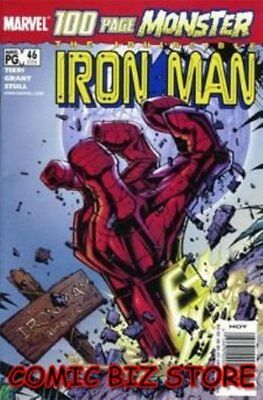 Invincible Iron Man 100 Page Monster #46 (2001) 1St Printing  Marvel Comics