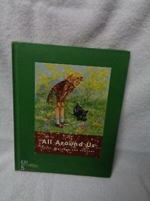 Scotty Scottie Dogs And Girl All Around Us Science Book