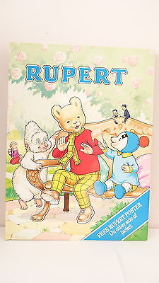 NEW - Rupert The Bear Annual - No.55 - 1990 70th Anniversary Edition