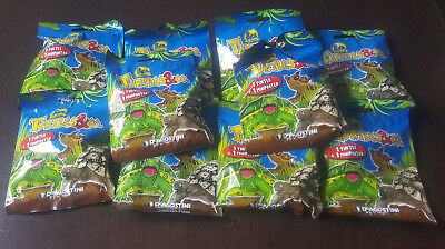DeAgostini Turtles & Co 10 Booster Tüten Boostern Turtles & Co Neu OVP