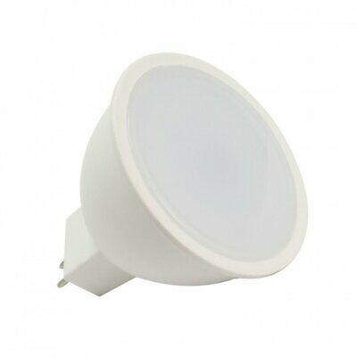 Lámpara LED GU5.3 MR16 S11 220V 6W Aluminio / PC A+