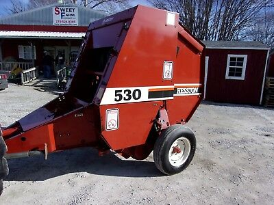 Hesston 530 Round Baler Elec. Tie ---size 4x4.5    CAN SHIP @ $1.85 loaded mile