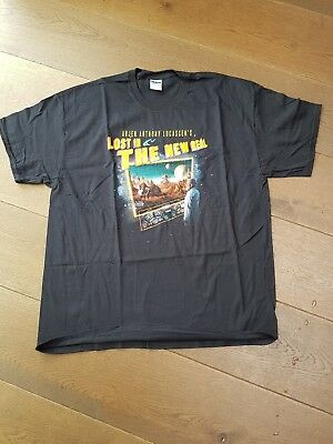 Arjen Anthony Lucassen's Lost In The New Real  Size Xl