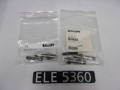 NEW OTHER Balluff BCS012-NSB-1-L-S4 Proximity Switch Lot of 3 (ELE5360)