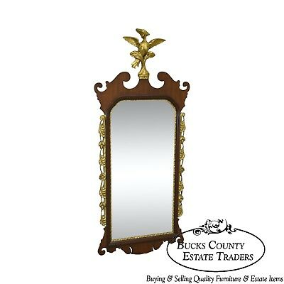 Friedman Brothers Historic Charleston Chippendale Phoenix Mirror