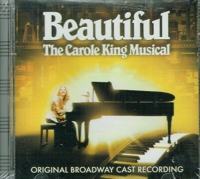 Beautiful: The Carole King Musical  CD  New Sealed Fast Free Shipping