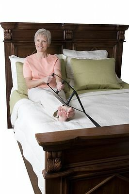 Bed Caddie Ladder by Able2 - Help To Sit Up in Bed & Get Out Of Bed Mobility Aid