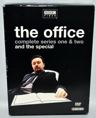 The Office Season One & Two 1-2 And The Special Dvd Box Set