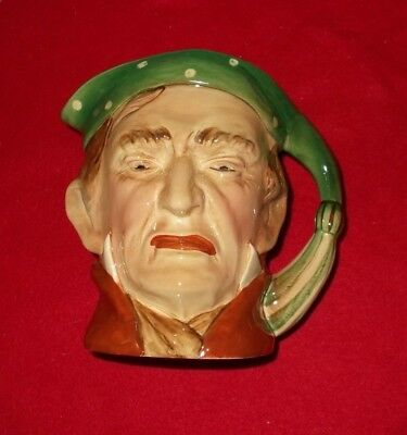 Beswick Scrooge Toby Character Jug Approx 7 Inches Tall
