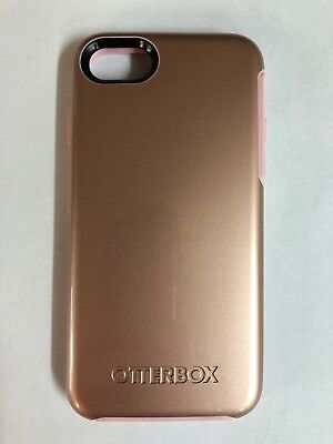"""OtterBox Symmetry Series Case for Apple iPhone 7 and iPhone 8 4.7"""" Rose Gold"""
