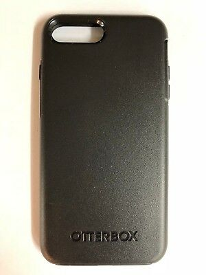 "OtterBox Symmetry Series Case For Apple iPhone 7 Plus & Iphone 8 Plus 5.5"" Black"