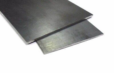 Mild Steel Sheet Plate Metal: 4/5/6/8/10/12/15/20/25Mm Thick / Various Sizes