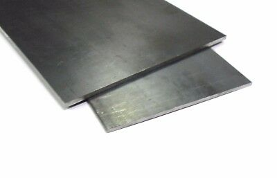 Mild Steel Sheet Plate Metal: 4/5/6/8/10/12/15/20Mm Thick / Various Sizes