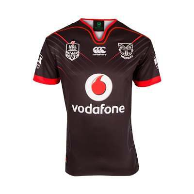 Vodafone Warriors NRL Home Jersey 2017   Official Canterbury Store