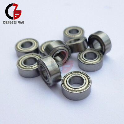 10PCS MR85 MR85Z MR85ZZ Miniature Bearings Ball Mini Bearing 5x8x2mm