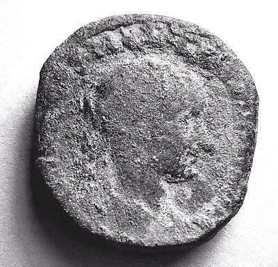 Roman Coin Of Gordian Iii. 225-244Ad - Large Sestertius - High Details #318