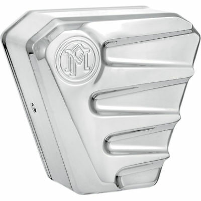 Performance Machine Scallop Horn Cover for 1991-2018 Harley Chrome