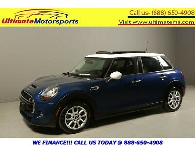 "2016 Mini Cooper S 2016 S NAV PANO LOUNGE LEATHER AUTO SPORT PREM 16"" 2016 Mini Cooper S 2016 S NAV PANO LOUNGE LEATHER AUTO SPORT PREM 16"" Automatic"