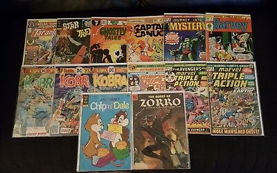 Huge Grab Bag/ Lot 80 (Marvel/ Dc/ Indy) Golden Silver Bronze Copper Modern Age