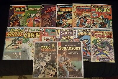 Huge Lot/ Grab Bag 80 (Marvel/ Dc/ Indy) Golden Silver Bronze Copper Modern Age