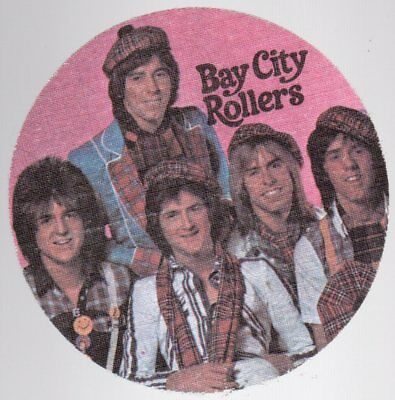Bay City Rollers Official Fan Club Memorabilia From £5 (15 Listed) BCR