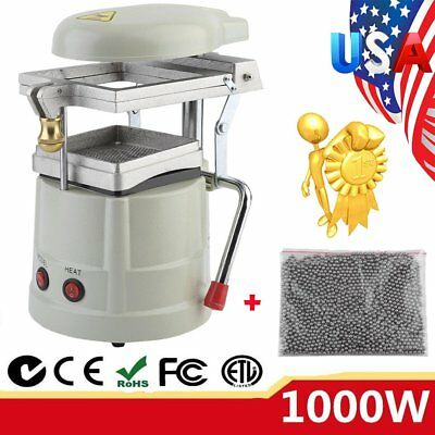 110V Dental Vacuum Forming Molding Machine Former Thermoforming Lab Equipment TO