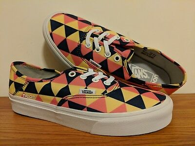 f47e0498df94 VANS NEW AUTHENTIC SF Neon Vault Lady s size 7 -  23.99