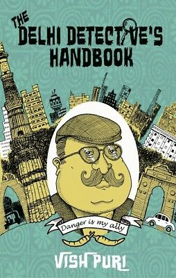The Delhi Detective's Handbook hardback limited edition by Tarquin Hall