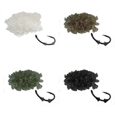 Mod X 100 Carp Fishing Hook Beads Stops For Ronnie Rigs Hair Rigs