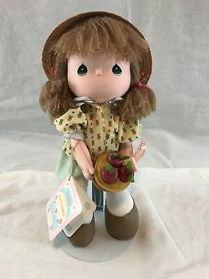 Precious Moments Dolls Of The Month September Tracie 1988 Applause