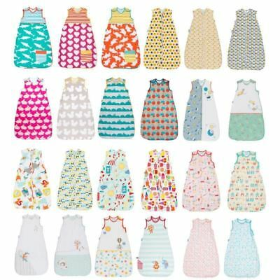 Grobag Sleeping Bag Gro Baby Child Nursery 0.5-3.5 tog 0m-10 years (All Styles)