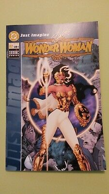 Comics Just Imagine Wonder Woman n°2