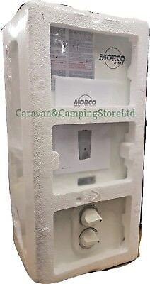MORCO D61B Gas Water Heater + Fitting Kit Inc. -  Brand New - Caravan / Horsebox