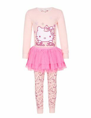 Ex-store Marks & Spencer 18-24 months & 2-3 years Hello Kitty pyjamas New
