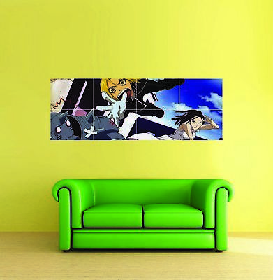 Full Metal Alchemist Anime Japan Giant Wall Art New Poster Print Picture