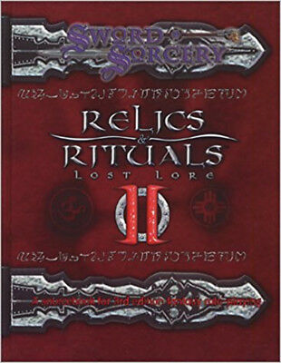 Sword and Sorcery: Relics & Rituals Lost Lore 2
