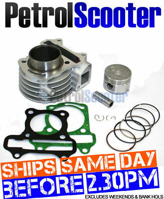 50cc To 72cc Upgrade Barrel & Piston Kit Fits Baotian Pulse Scout QT9 JMstar