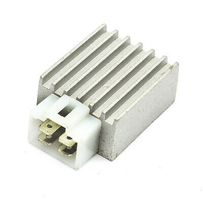 50cc Baotian REGULATOR RECTIFIER 4 Pin 12 V Current Controller Chinese Scooter