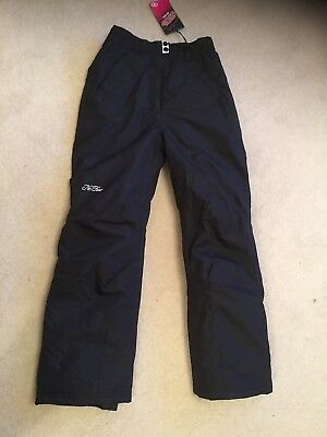 No Fear Kids Girls Childs Ski Snowboarding Trousers 11-12 Yrs Large Boys New