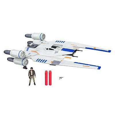 Disney's Star Wars Rogue One Rebel U Wing Fighter Nerf Disney Hasbro