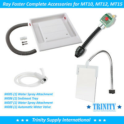 Ray Foster Complete Accessories for Wet Model Trimmer models MT10, MT12, MT15