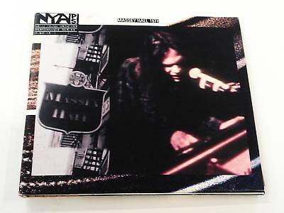 Neil Young Live At Massey Hall 1971 Cd+Dvd Hdcd 2007 Digipak