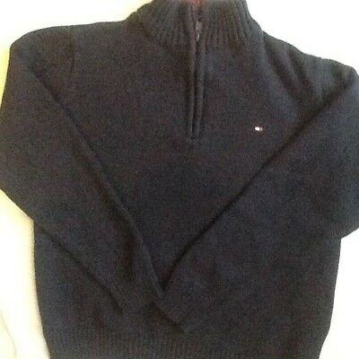 Tommy Hilfiger sweater boys size s/p 8-10